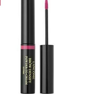 Lancome Brow Density powder to cream in pink